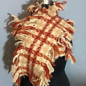 Gap wool fall scarf